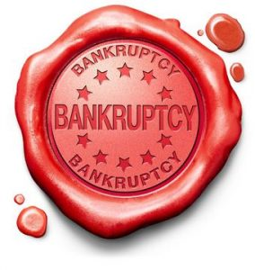 bankruptcy of the rich